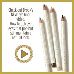 Pacifica natural waterproof eyeliner is perfect for summer. What color did you receive?  Check out Pacifica's entire line here: http://brinx.it/Aoe