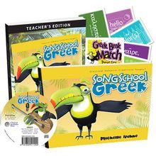 Greek for Children, Primer A Program - Classical Academic Press#.VFsEpGd0xkg