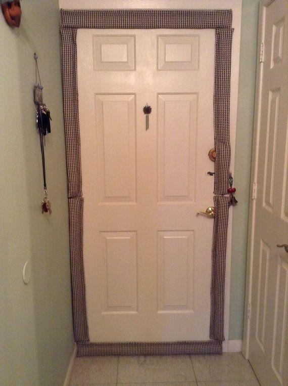 door draught stopper door draft metal