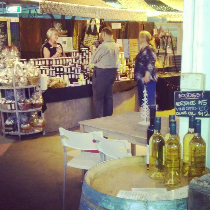 Wandering around #Lobethal Markets, food wine tasting & a brewery all closeby #sawine #foodsa #safood #australia #southaustralia #adelaide #gadelaide