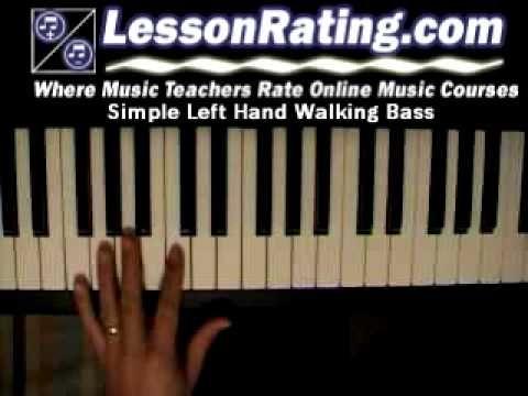 jazz piano the left hand pdf