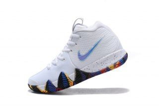 buy popular b4cf0 a0bee Kyrie 4 EP NCAA Tournament White Multi Color 943807 104 ...