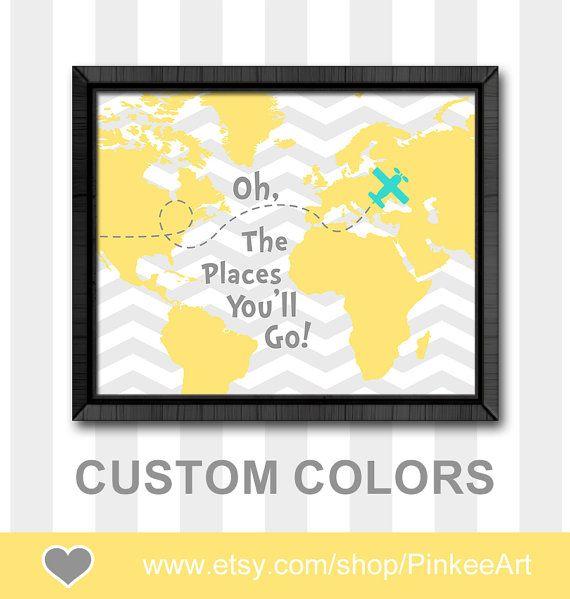 764 best My nursery decor art prints, kids room art images on ...