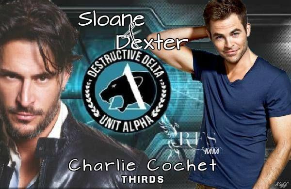 Sloane & Dexter -  Charlie Cochet - THIRDS