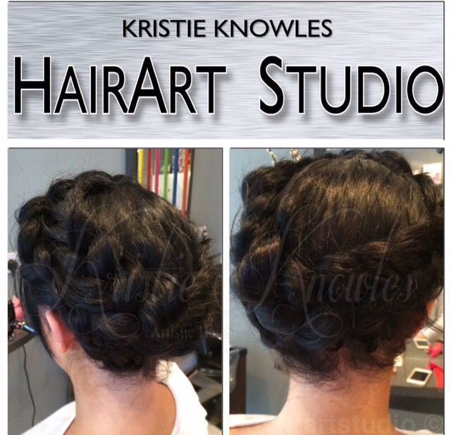 If your thinking hair extensions means you won't have natural looking hair that you can do almost ANYTHING with, then you're mistaken! 200g of extensions are within this beautiful braid! We do love this! #GreekGoddess ✋#Hair #Hull #KristieKnowles #Professional  #NewHair #BeforeandAfter #Artistic #HairArt #LongHair #HairColour #ShinyHair #HairExtensions #GoodHair #NewYou #NoFilter #Like #GlossyHair #HairExtensionsHull