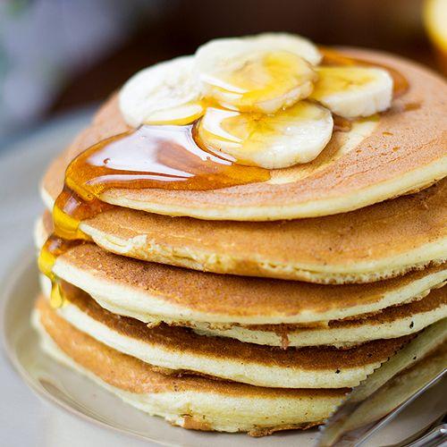 3 Ingredient Banana Pancakes - Flannerys