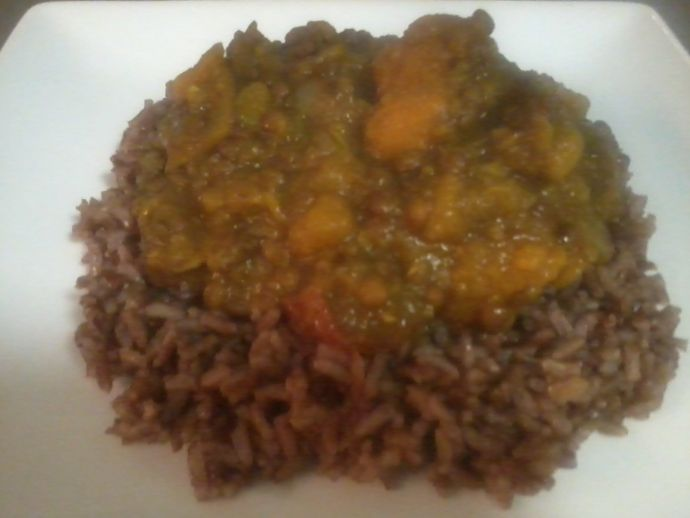 ... lentil stew with sausage coconut curried sweet potato and lentil stew