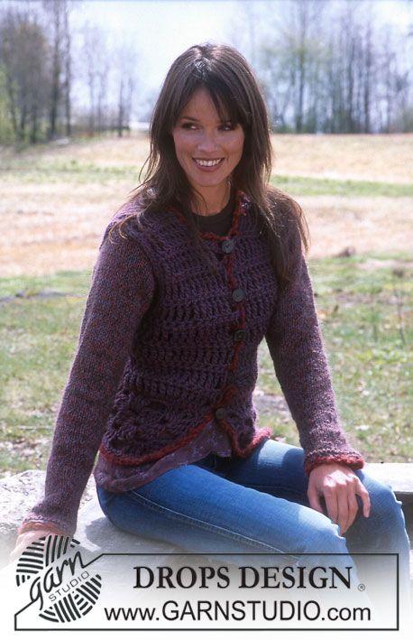 Drops Free Crochet Vest Patterns