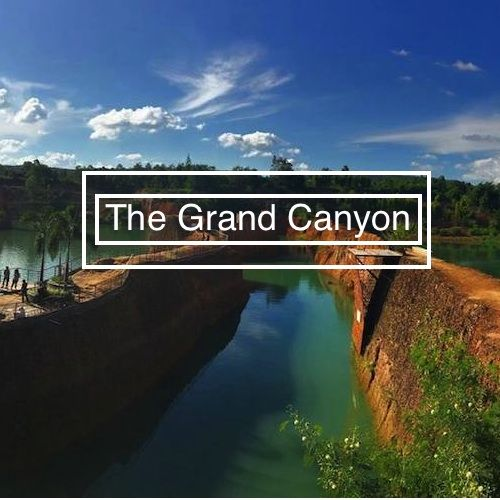 Complete guide to the Grand Canyon, Chiang Mai – Thailand.