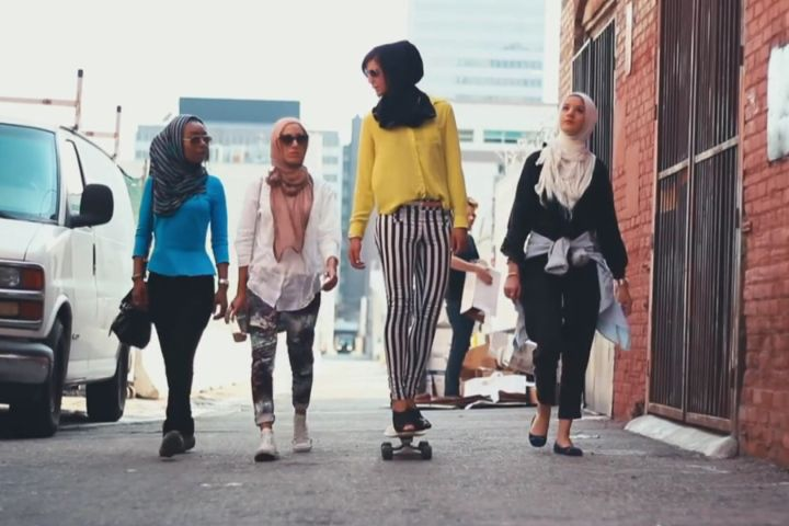 Canadian Muslim hipsters defy stereotypes