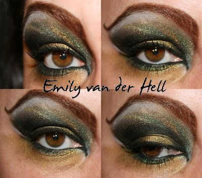 Emily van der Hell: Project Make-up: Mystische Wesen