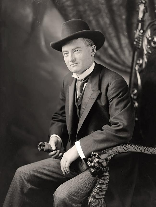 Here for your browsing pleasure is an old photograph of John Nance Garner, nicknamed Cactus Jack, was the 44th Speaker of the US House of Representatives (1931–33) and the 32nd Vice President of the United States. Picture was taken around 1905.