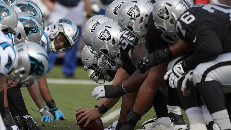 Make way for the new #1, Dallas - The Raiders' offensive line is poised to take the lead - The Grueling Truth