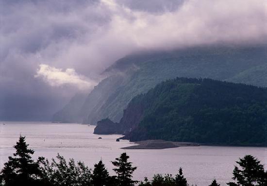 Cape Breton Island, Canada: Cape Smokey - Smokey Mountain