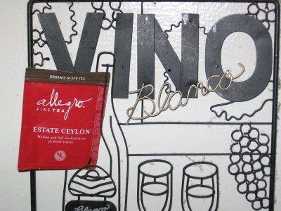 Allegro Estate Ceylon Tea – Just Your Average Craigslist Apartment