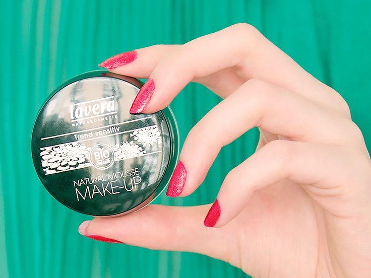 LAVERA Fond de teint mousse naturel et bio Natural Mousse Makeup Trend Sensitiv