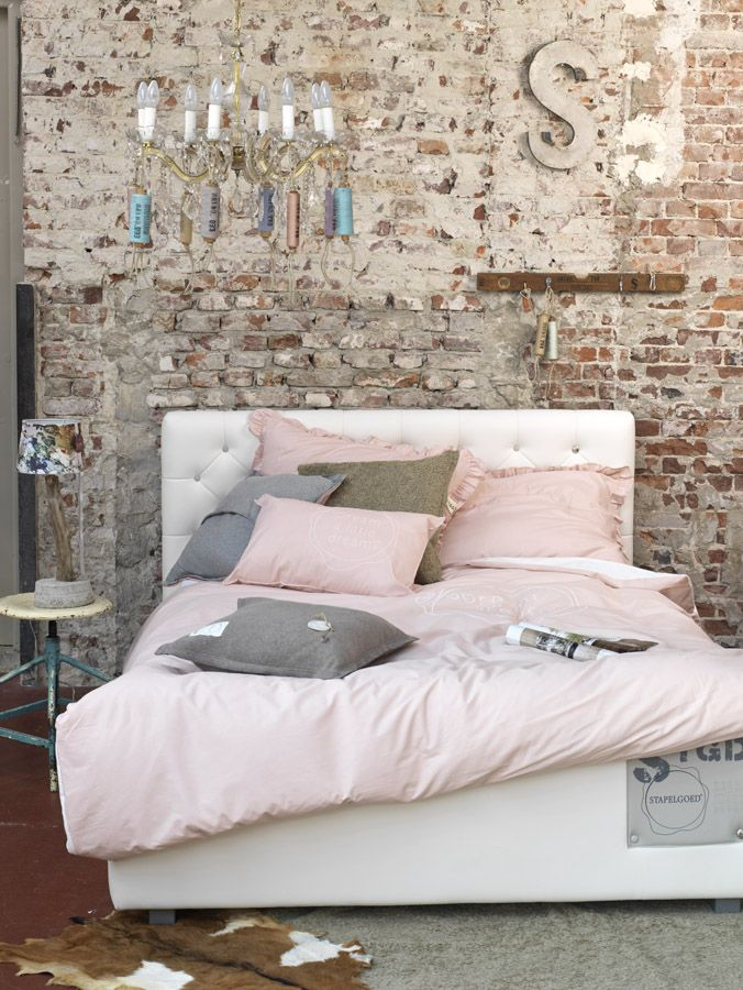 17 best images about condo 9m on pinterest small for Exposed brick wall mural