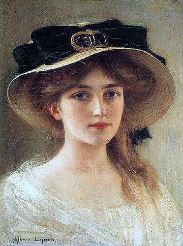 Albert Lynch (1851 - 1912).