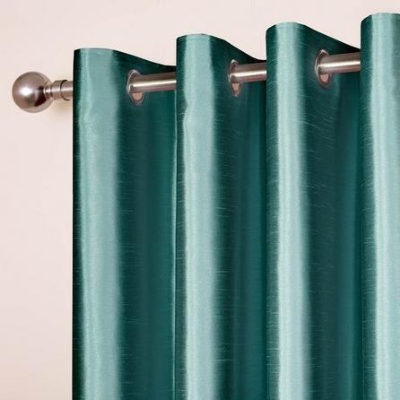 Best 25 silk curtains ideas on pinterest curtain lining for Space fabric dunelm