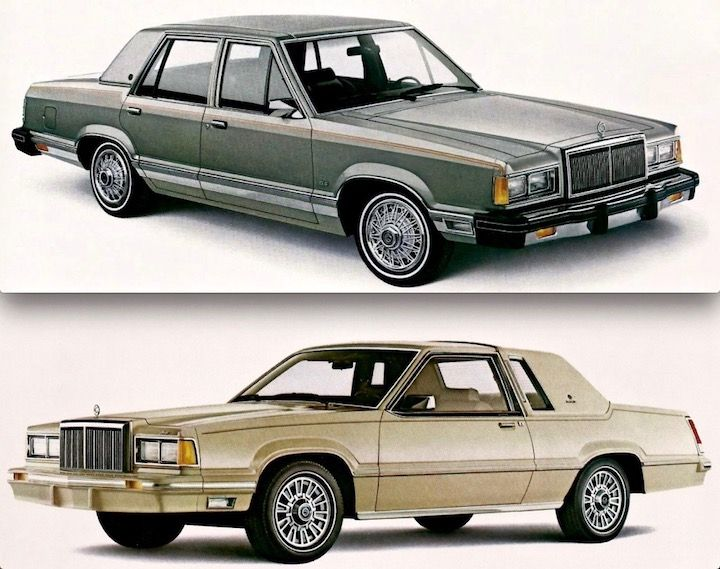 Pin on 1980s Fords & Mercurys