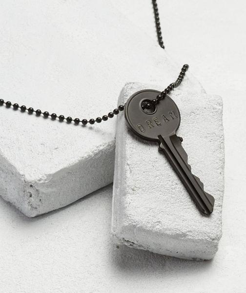 Matte Black Key – The Giving Keys
