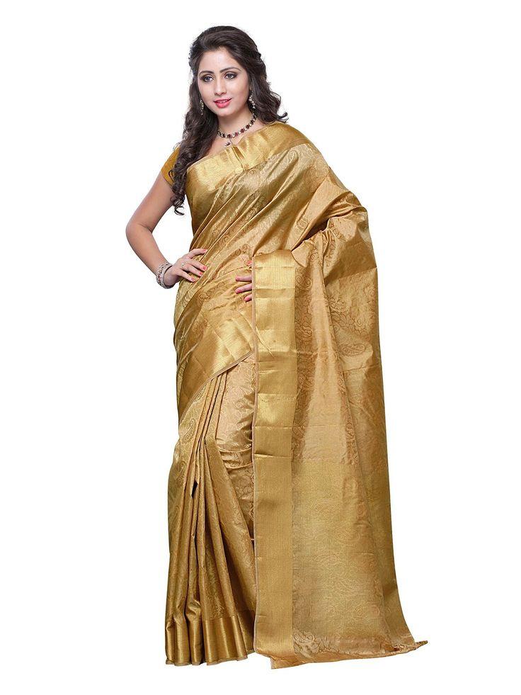 Mimosa Tassar Silk Saree (2055-Tusser _Beige): Amazon : Clothing & Accessories  http://www.amazon.in/gp/product/B00YYT9LBC/ref=as_li_tl?ie=UTF8&camp=3626&creative=24822&creativeASIN=B00YYT9LBC&linkCode=as2&tag=onlishopind05-21  #TussarSilkSarees