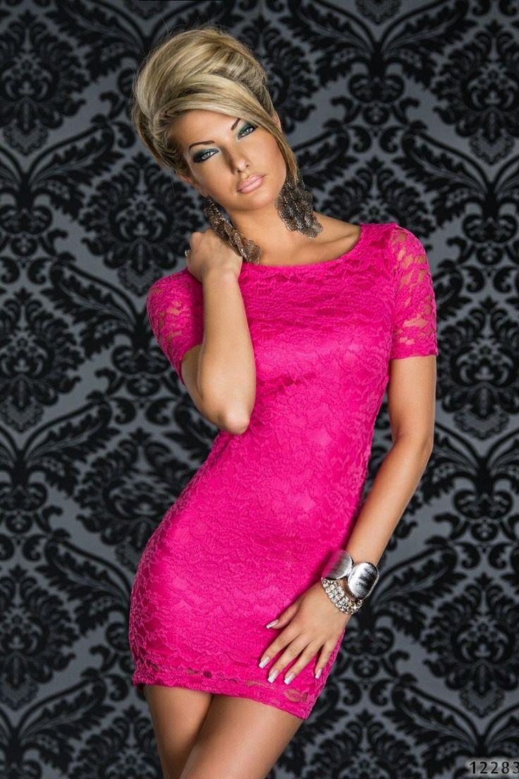 Rochie RomanceParty Pink >> Click pe poza pentru a vedea pretul. #rochii #rochiideseara #fashion #dress #rochiideocazie