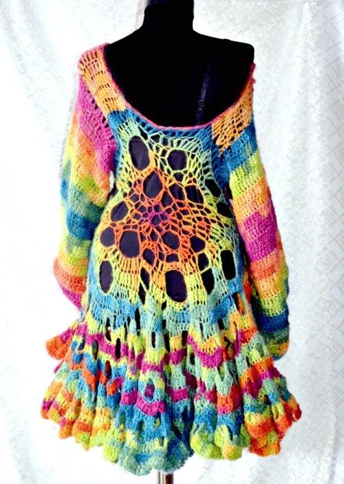 Kleurrijke kleding ...