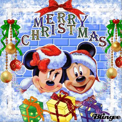 Minnie Mouse Christmas | quotes.