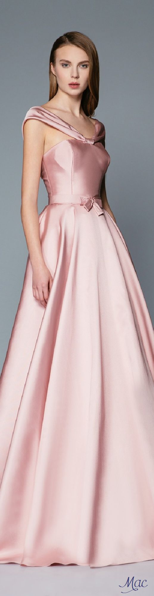 205 best blush pink wedding dresses images on pinterest fall 2016 ready to wear gh by georges hobeika ombrellifo Gallery