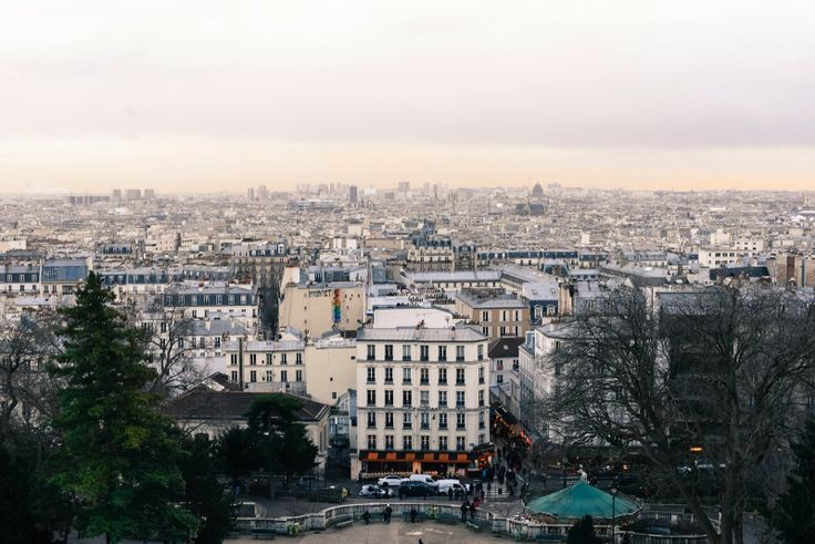 Becoming RAJE: Photo Diary // E Went to Paris.... A x