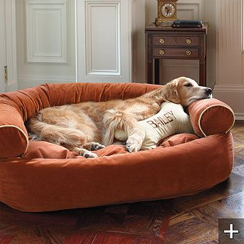 I've got to figure out how to make one of these and get the dog off of MY couch.