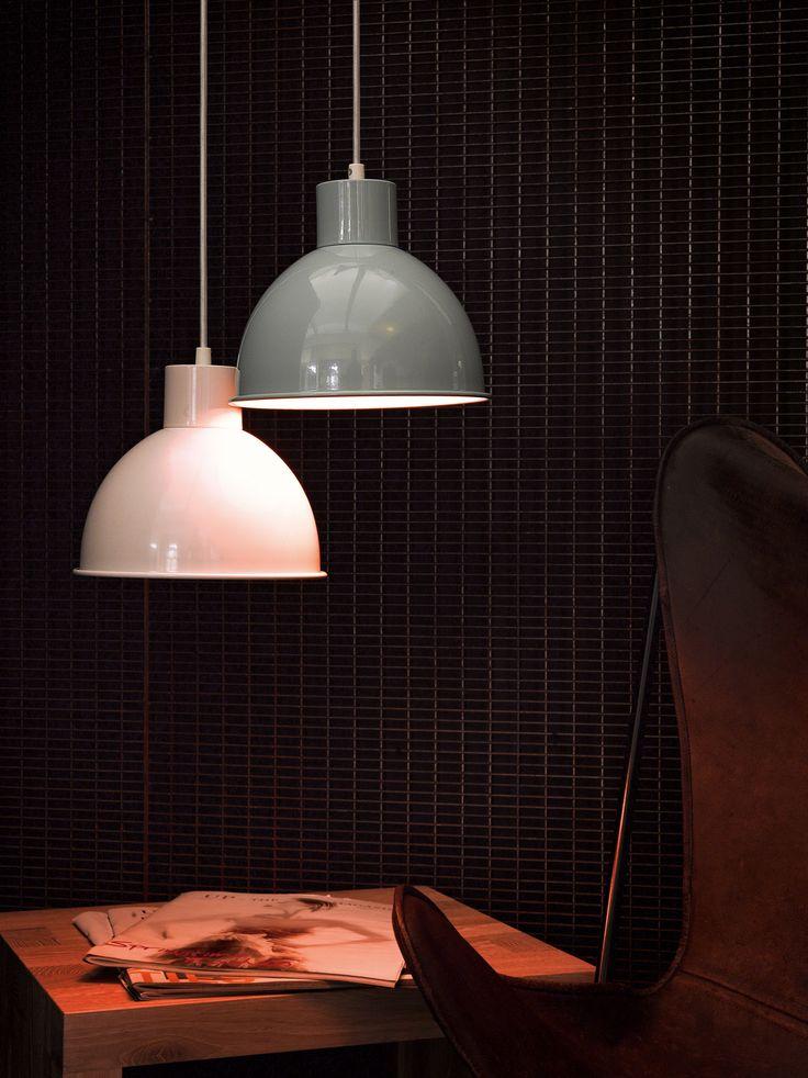 Eglo Lighting Vintage Collection / Truro / Dome Pendant Ceiling Light.