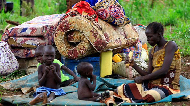 Oil companies exploiting famine and financial ruin in South Sudan https://www.rt.com/business/385581-oil-companies-south-sudan/