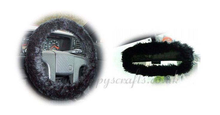 Fuzzy Black Steering wheel cover with matching rearview faux fur mirror cover over at http://ift.tt/1MdrObG  #caraccessories #freeshipping #blackmirror #fuzzysteeringwheelcover #fauxfur #fluffy #funky #giftideas #wanelo #etsy #shopify #handmade #handmadewithlove #cute #jeepaccessories #truckaccessories #mirrorcover #steeringwheelcover #handmadeofinstagram #carsofinstagram