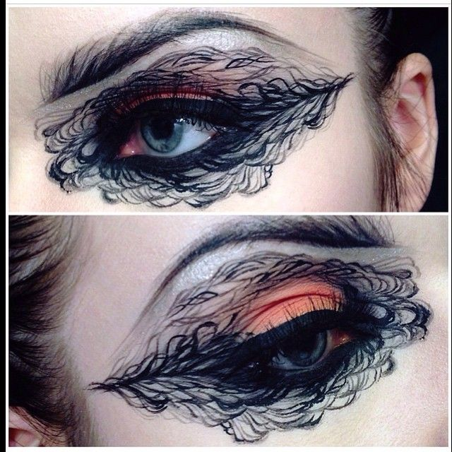Liners Sunset, Black, Cake Eyeliner Black, Microshadows, Pollution, Splash and Eye Dust Surface. Creative makeup by @ida_elina #makeupstore #makeupartist #makeupart #artistic #art #creative #beautiful #makeup #cosmetics #inspiration #perfection #eotd...