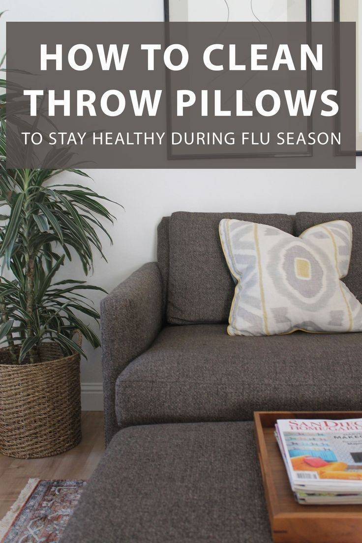 How To Wash Throw Pillows In 2021 How To Wash Throw Pillows Throw Pillows Pillows