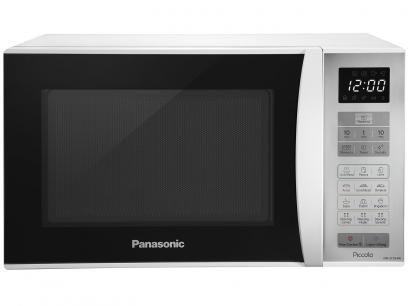 Micro-ondas Panasonic Piccolo NN-ST354WRUN 25L - com Função Desodorizador com as melhores condições você encontra no Magazine Luizadoeduardo. Confira!