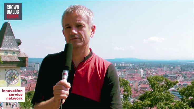 Crowd Dialog Europe 2016, September 8 in Graz, Austria