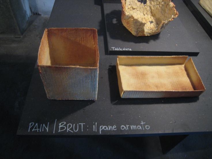 scatole di pane armato salone del mobile 2013