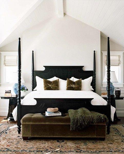 Best 25+ Black Bed Frames Ideas On Pinterest
