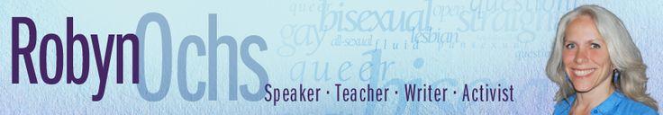 Robyn Ochs on bisexuality
