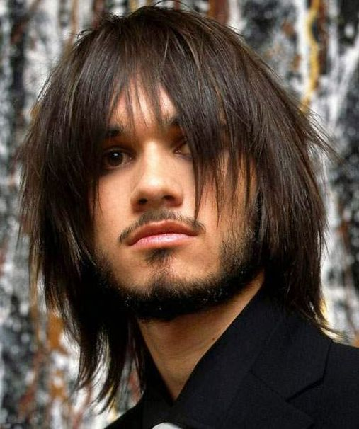 Long Hairstyles 2015 for Men Modern Haircuts for Men   Styles Hut