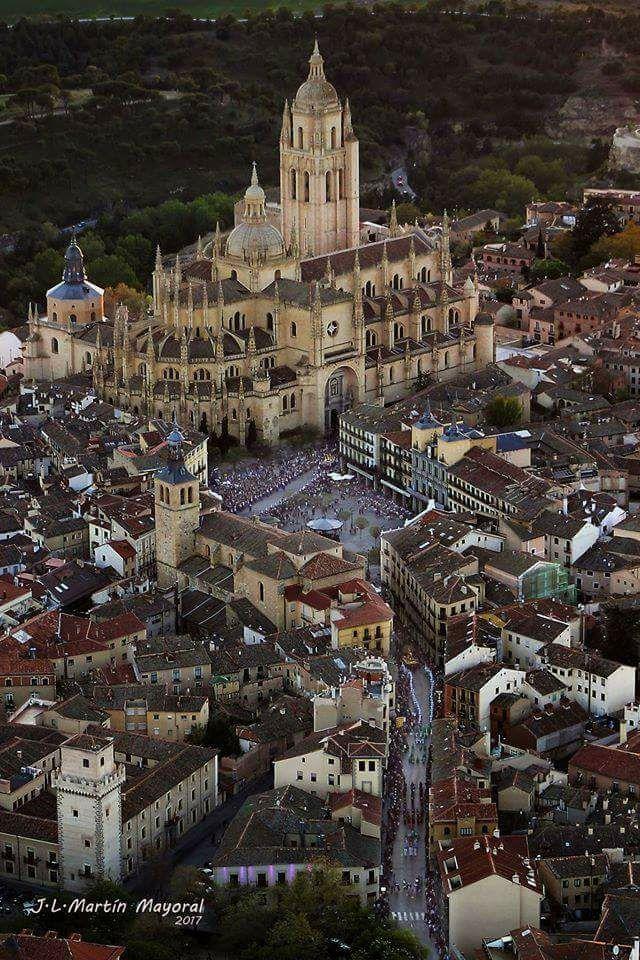 Catedral de Segovia,