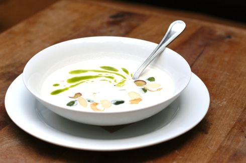 White gazpacho | Soups & Stews | Pinterest
