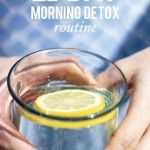 21 Day Morning Detox Routine Guide
