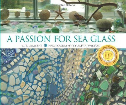 A Passion for Sea Glass at Airlie Moon.