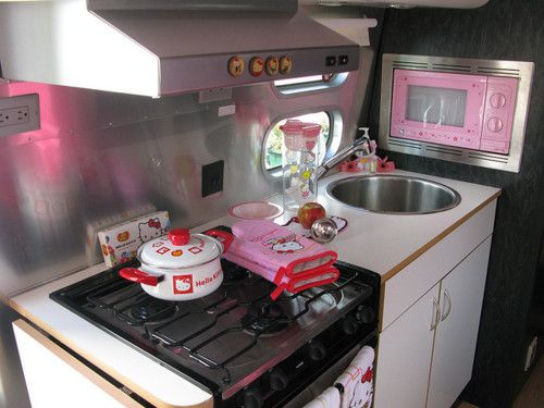 Pixs Pick Of The Day Hello Kitty Kitchen