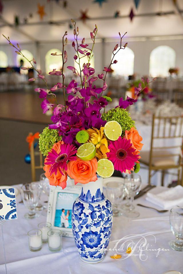 Mexican Inspired Wedding At Royal Ambassador