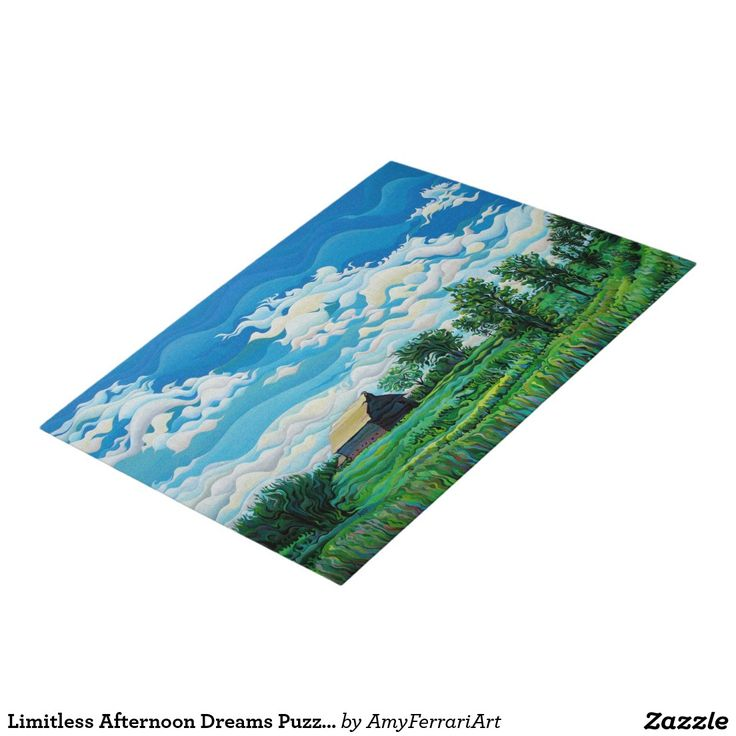 Limitless Afternoon Dreams Puzzle
